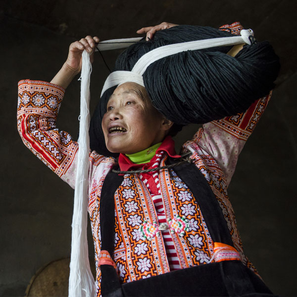 Changjiao Miao | The Long Horned Miao Tribe of China