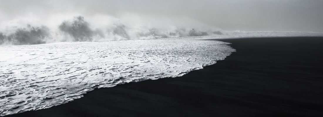 Iceland | Black Sand