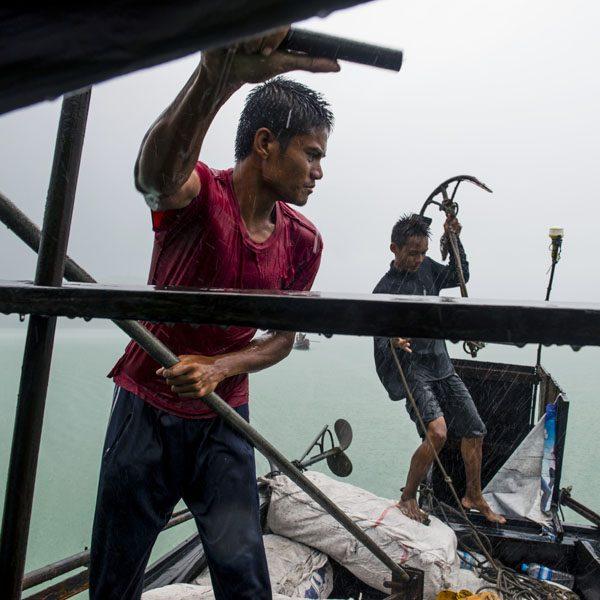 A Boat Ride in Myanmar | Myeik Archipelago, Burma
